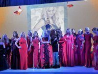 Eva Minge's charity fashion show for the Black Butterflies Foundation - gallery