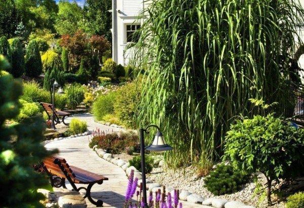Garten von Rezydencja