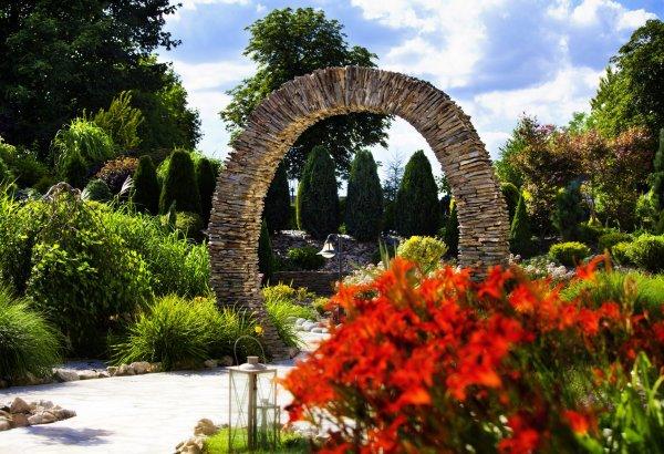 Bajkowy ogród