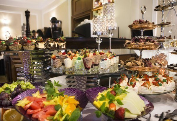 Classical Sweet Buffet