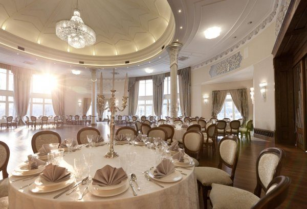 Most beautiful ballroom in southern Poland