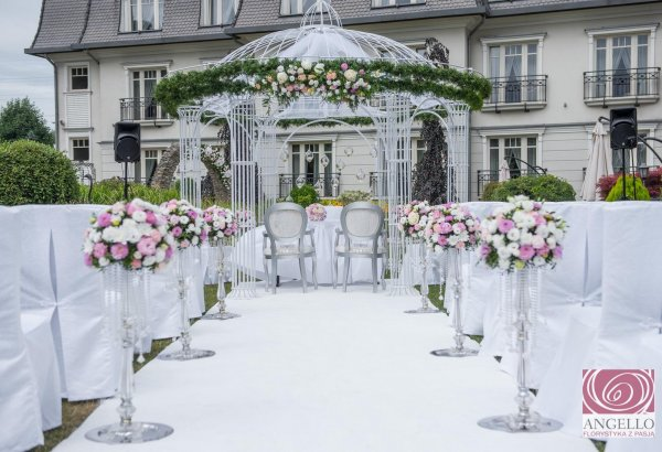 Season novelty 2019-Wedding Arbour