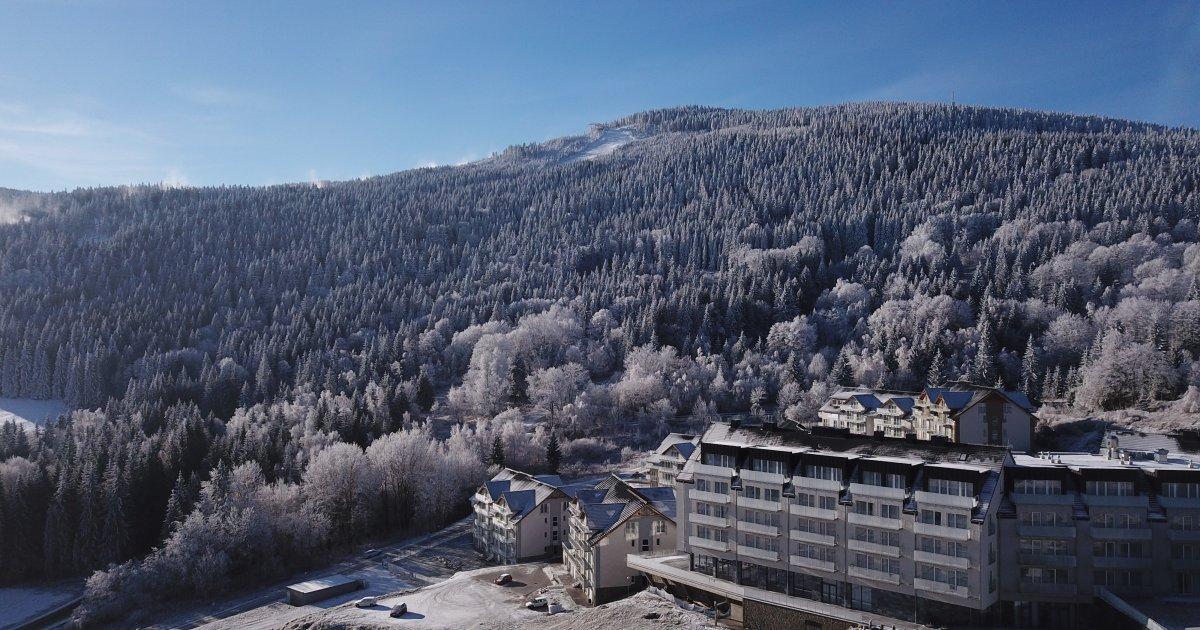 Aparthotel Czarna Góra