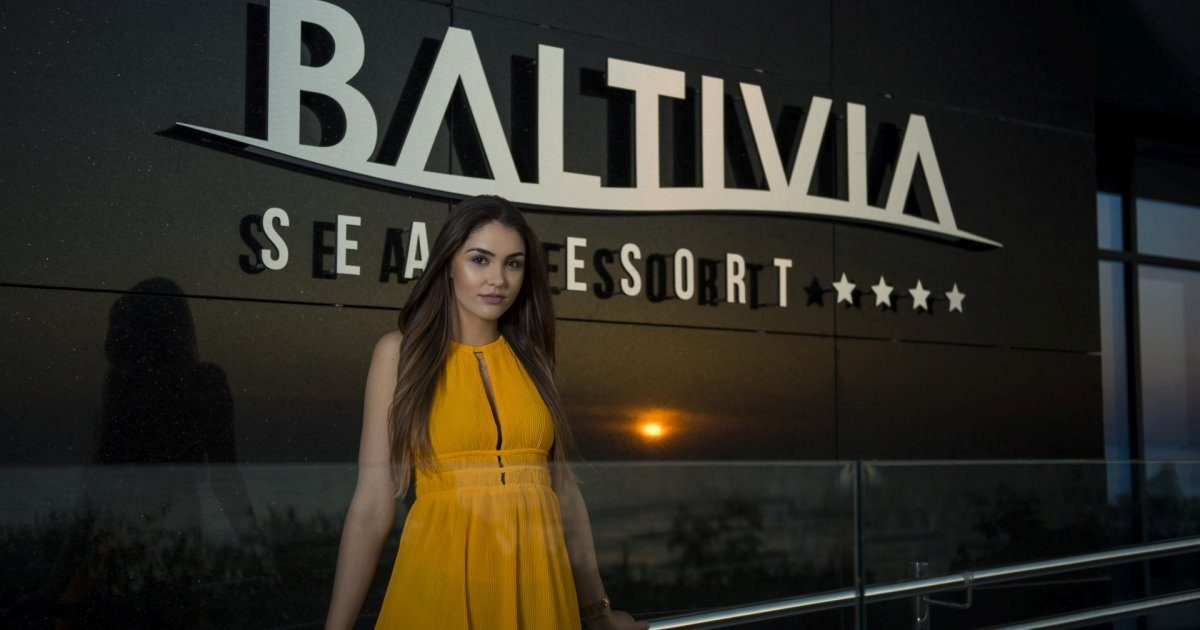 BALTIVIA Sea Resort ****