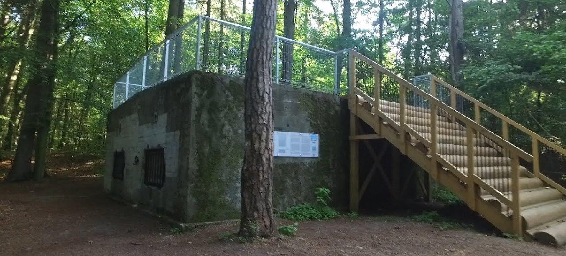 Poniemieckie bunkry
