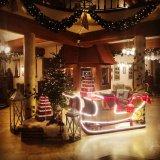 Świąteczne spotkanie, Wigilia firmowa lub Christmas Party  w hotelu Belvedere
