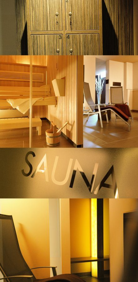 Sauna Fitness And Massage Room Spa In Cluj: Parkhotel Berghölzchen