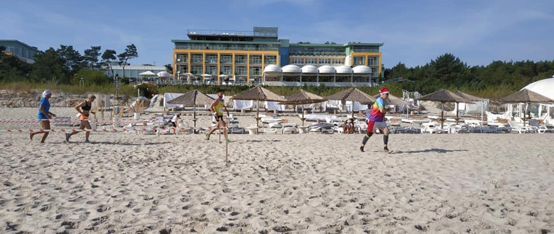 Hotel Bryza sponsorem X Bałtyckiego Maratonu Brzegiem Morza