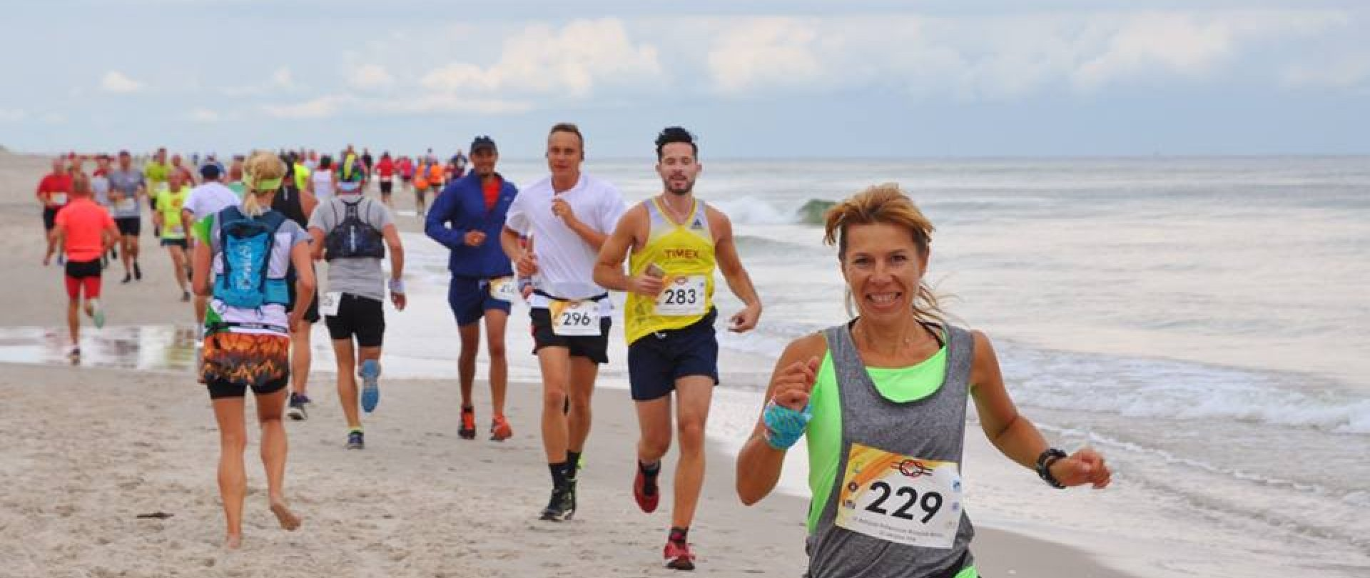 The Bryza Hotel was the main sponsor of the 9th Baltic Seaside Marathon
