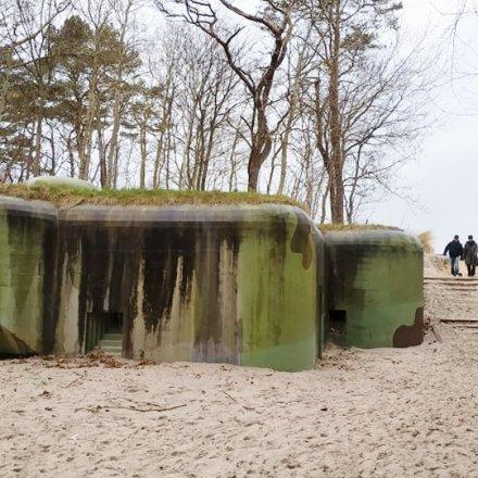 Skansen Fortyfikacji Ośrodek Oporu ,,Jastarnia