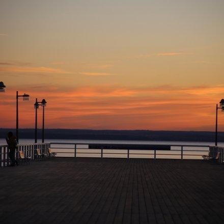 Jastarnia Pier - 4 km