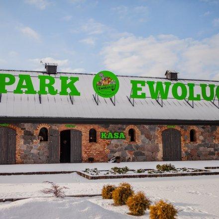 Sławutówko: Park Ewolucji - 40 km