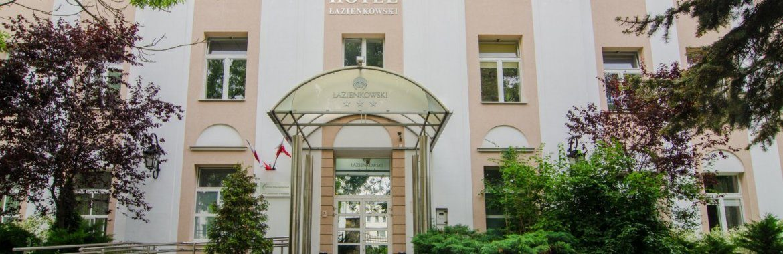 Hotel Łazienkowski w Warszawie + Polska zobacz więcej – weekend za pół ceny 5-7 października