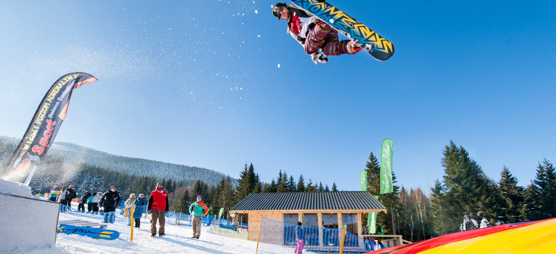 Snow & fun park