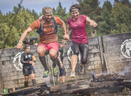 Spartan Race w Czarna Góra Resort