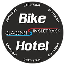 Punkt Certyfikowany Singletrack Glacensis