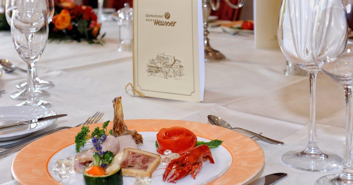 Gartenhotel Heusser GmbH & CO. KG