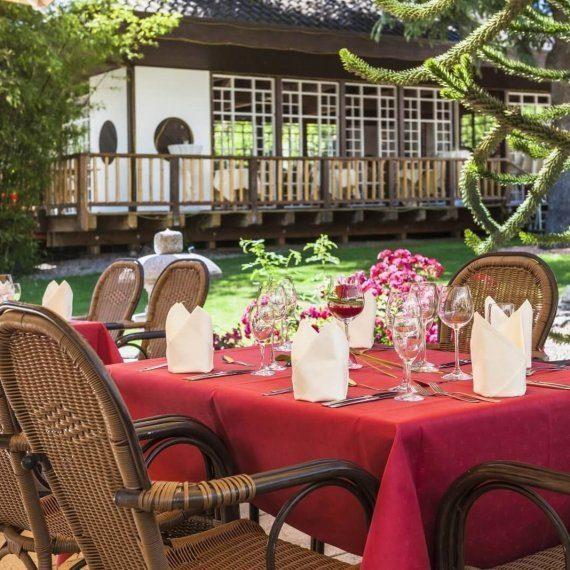 Garden Hotel Heusser