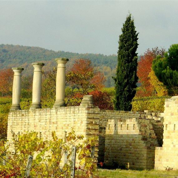 Die Villa Rustica
