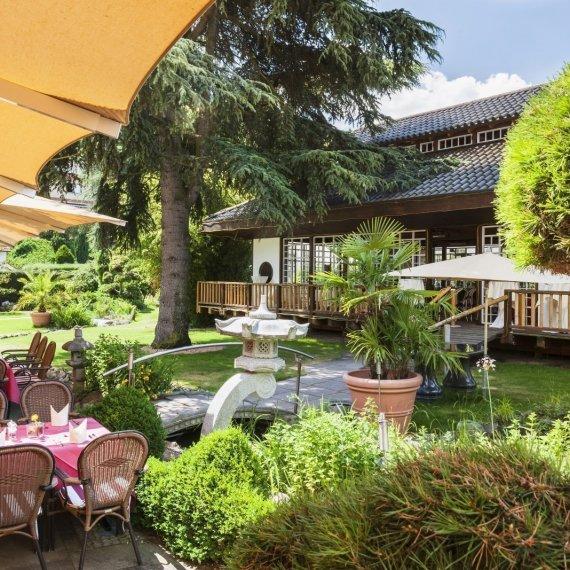 Asiatischer Garten