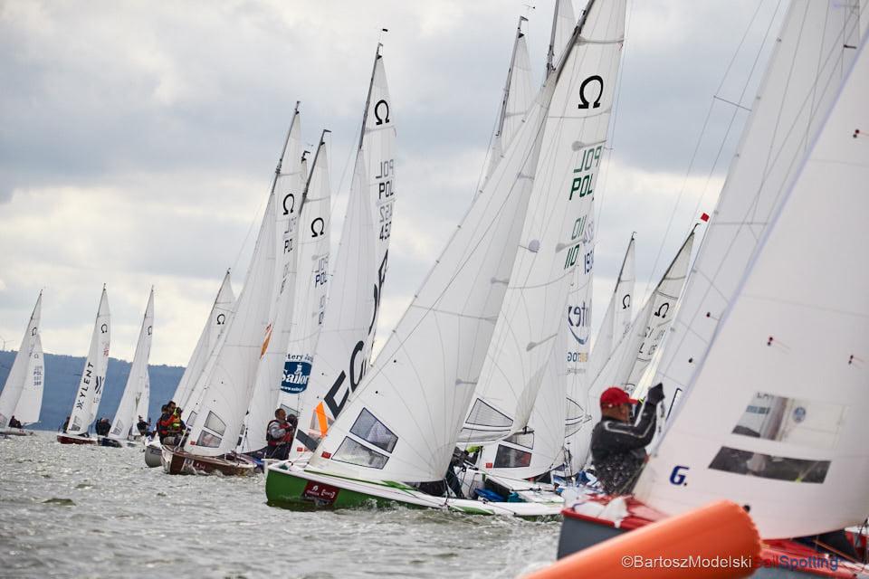 Mistrzostwa Polski w Krynicy Morskiej w Klasie Omega