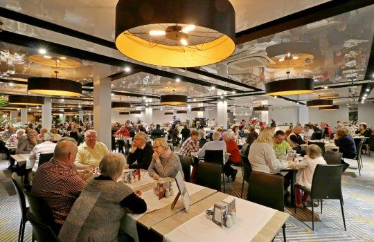 Restaurant - Eine gesunde und schmackhafte Küche