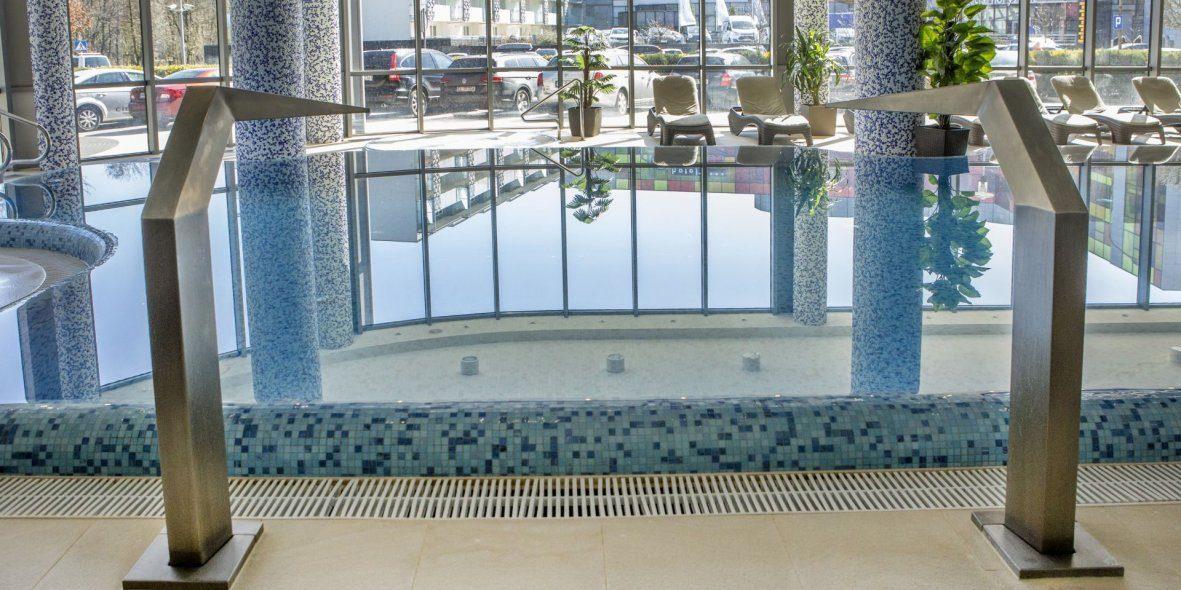 Bazén a sauny