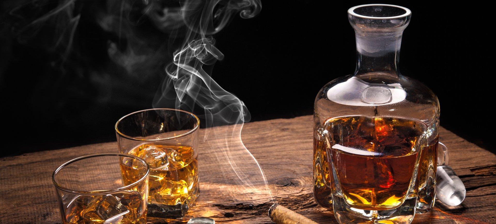 Whisky night 31.05.2019