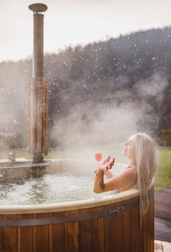 The SPA and Wellness  area is a place, where you  can rest and relax. You'll have an amazing time here.