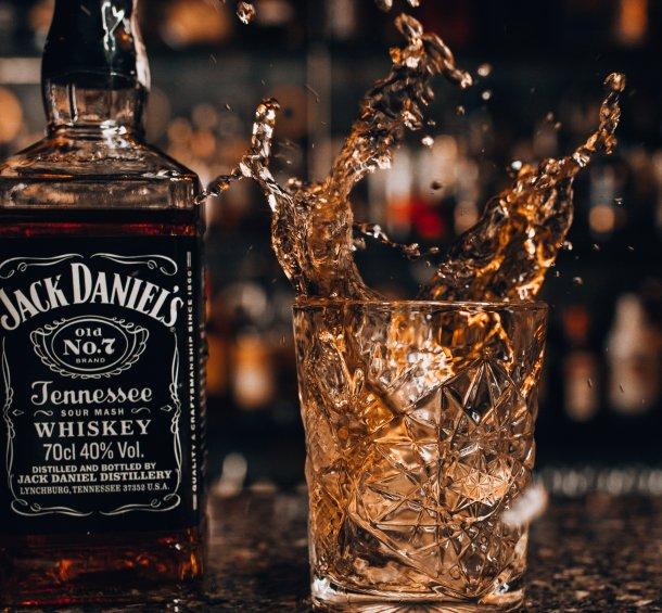 Szeroki wybór alkoholi