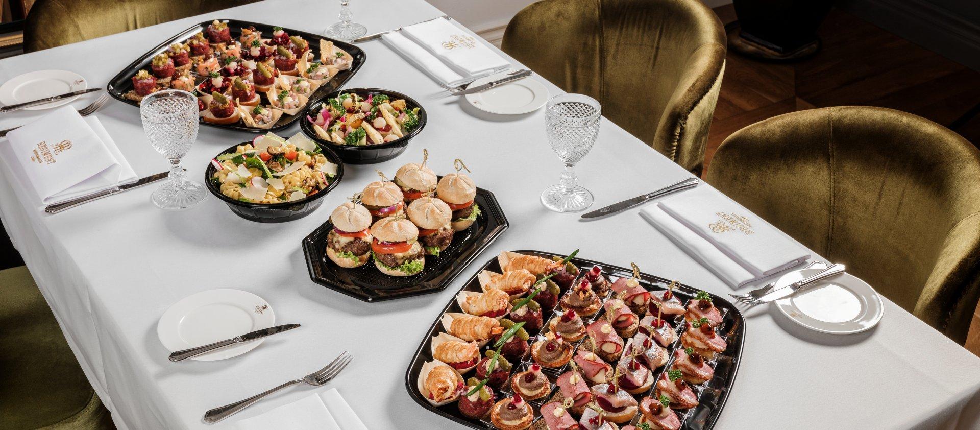 Elegancki Catering