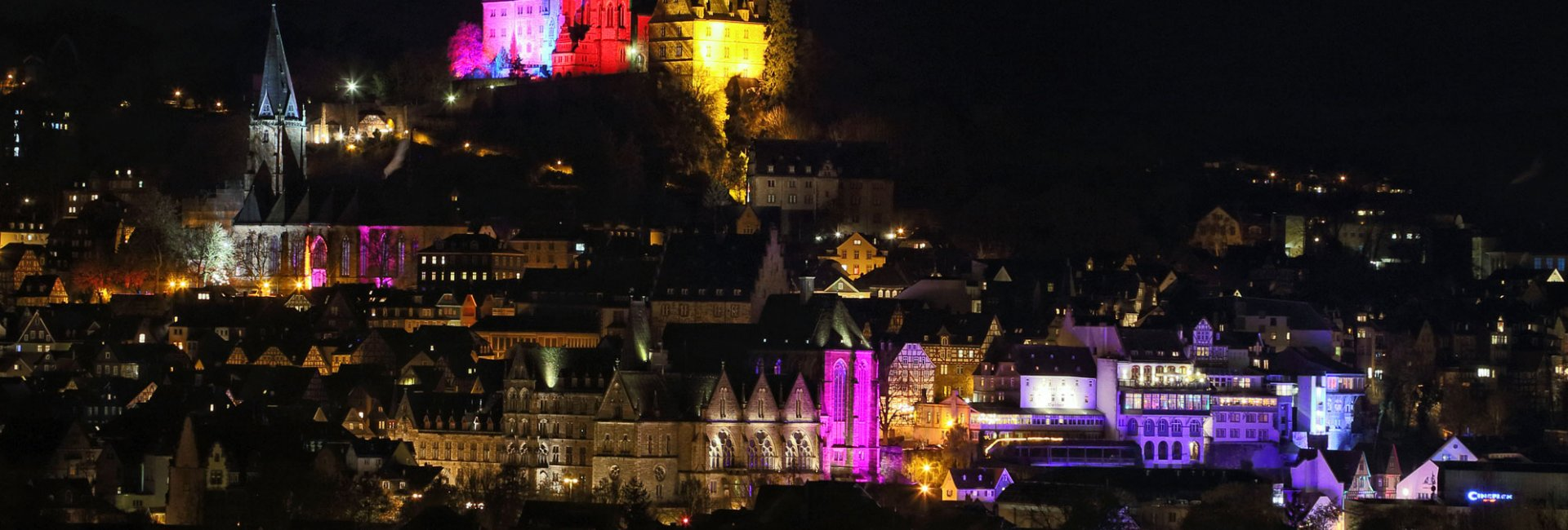 Marburg b(u)y Night