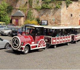 Marburg castle tram