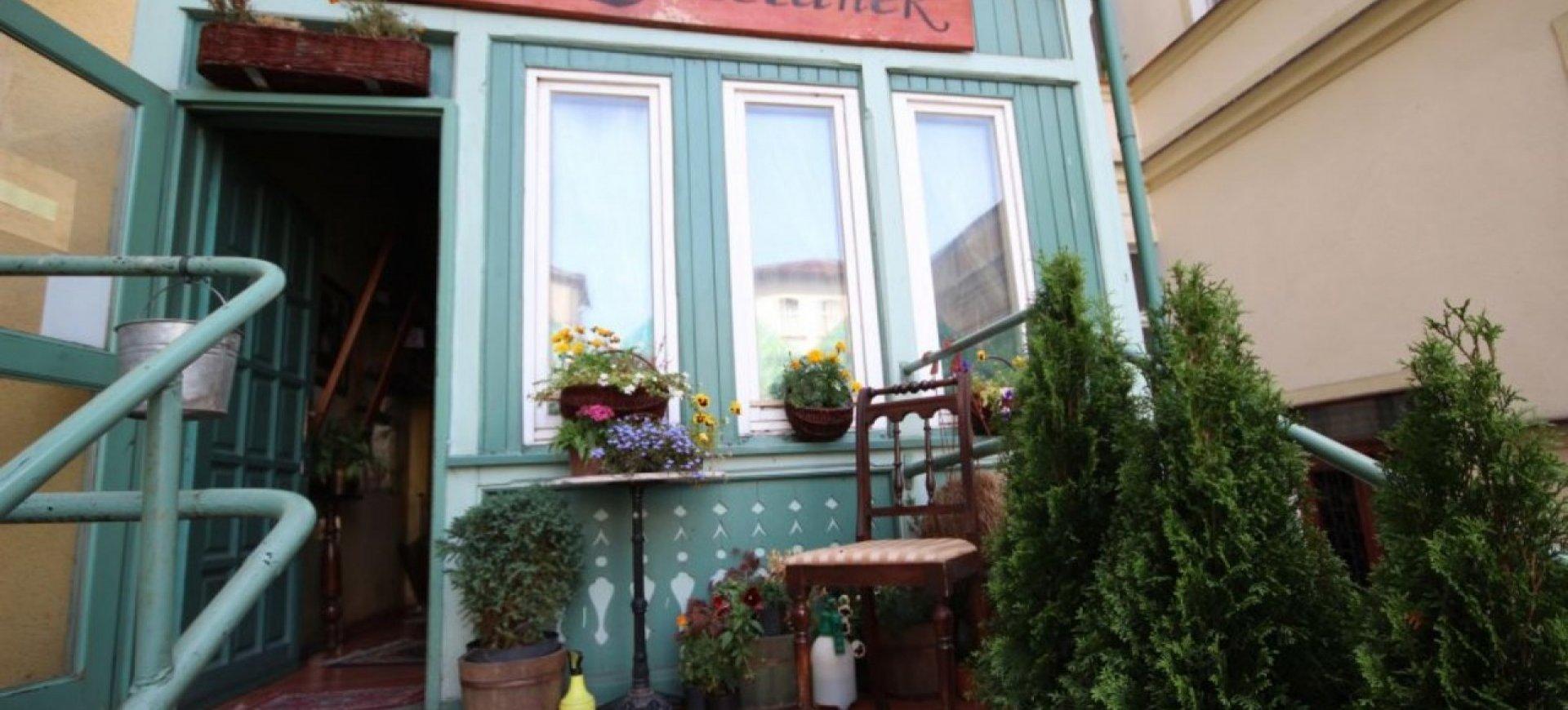 Cafe Zaścianek