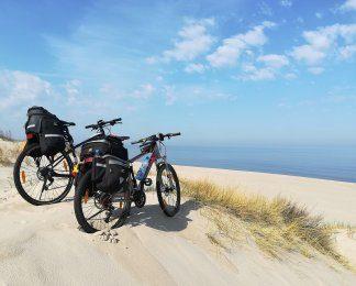 Trasy rolkowo-rowerowe