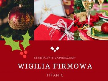 WIGILIA FIRMOWA