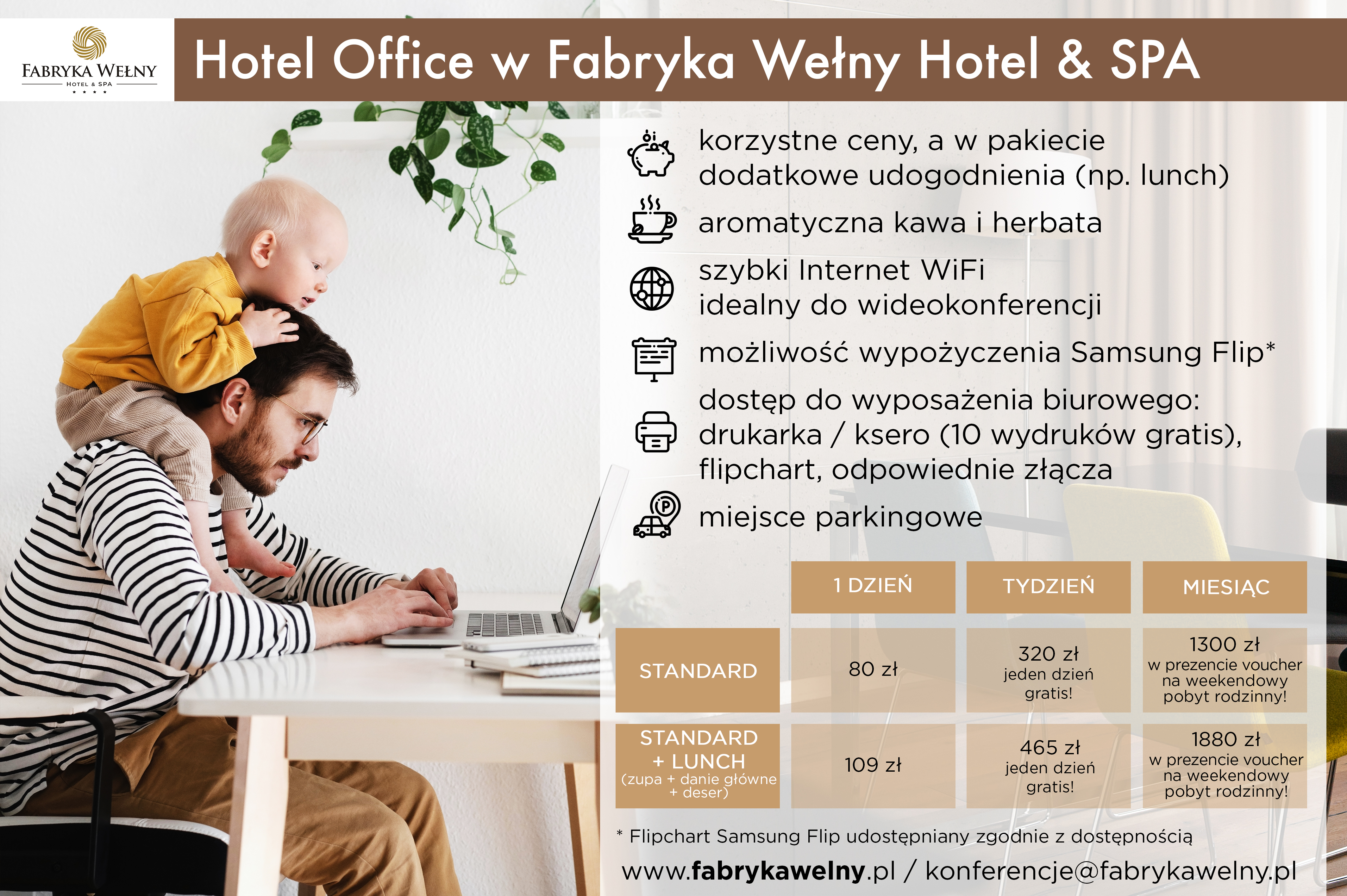 Conference Offer Fabryka Welny Hotel Spa