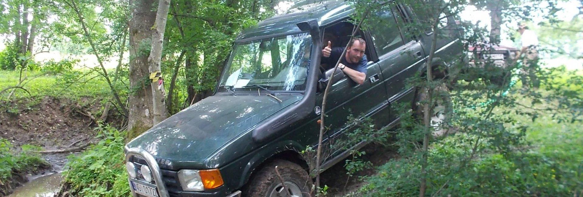 """Wyprawa: """"Tajemnicze Mazury"""" off-road"""