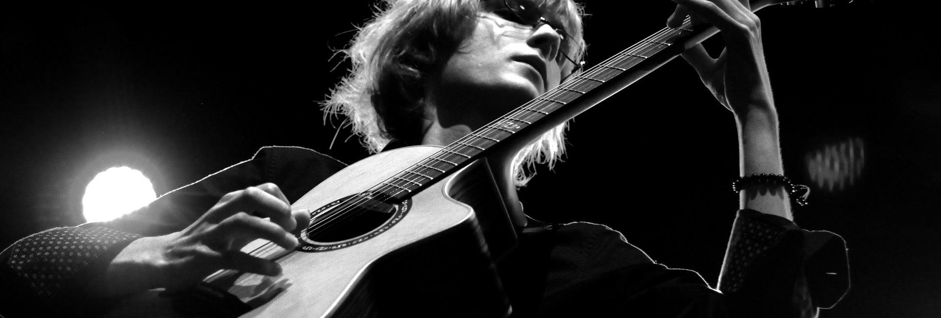 Koncert gitarowy fingerstyle - Janek Pentz
