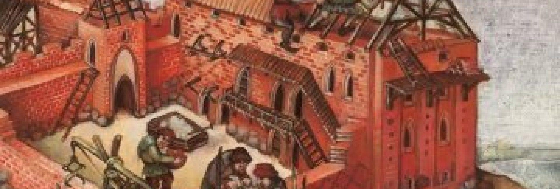Zamki Państwa Krzyżackiego w Prusach