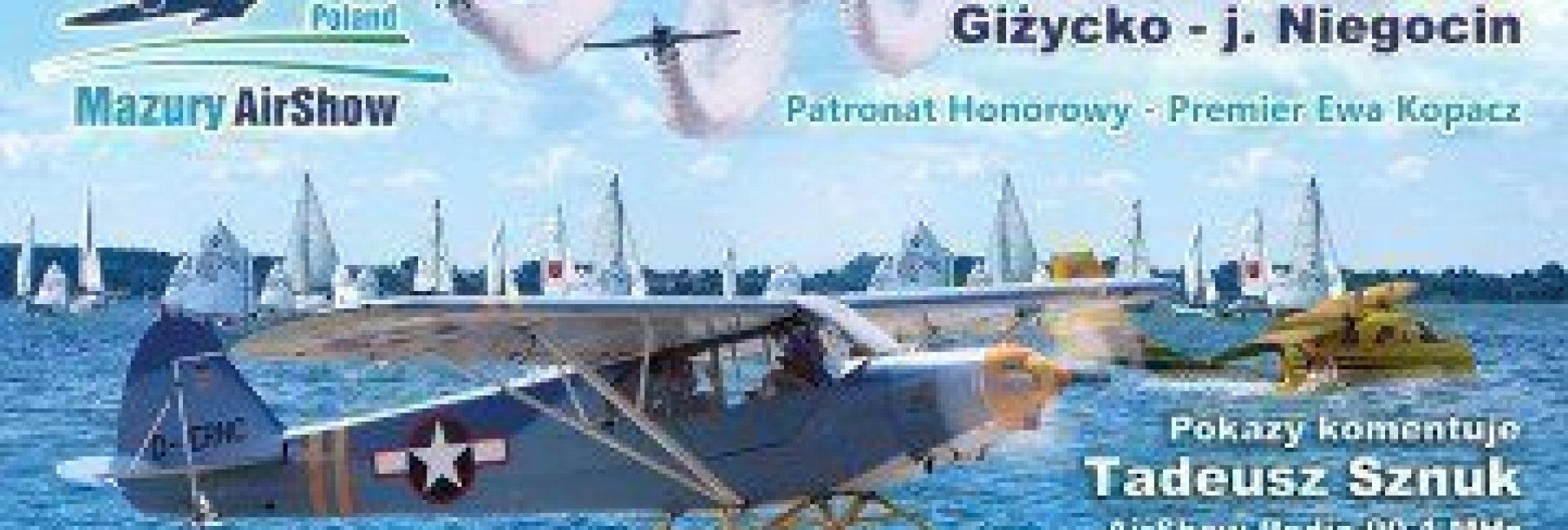 MAZURY AIR SHOW 2015