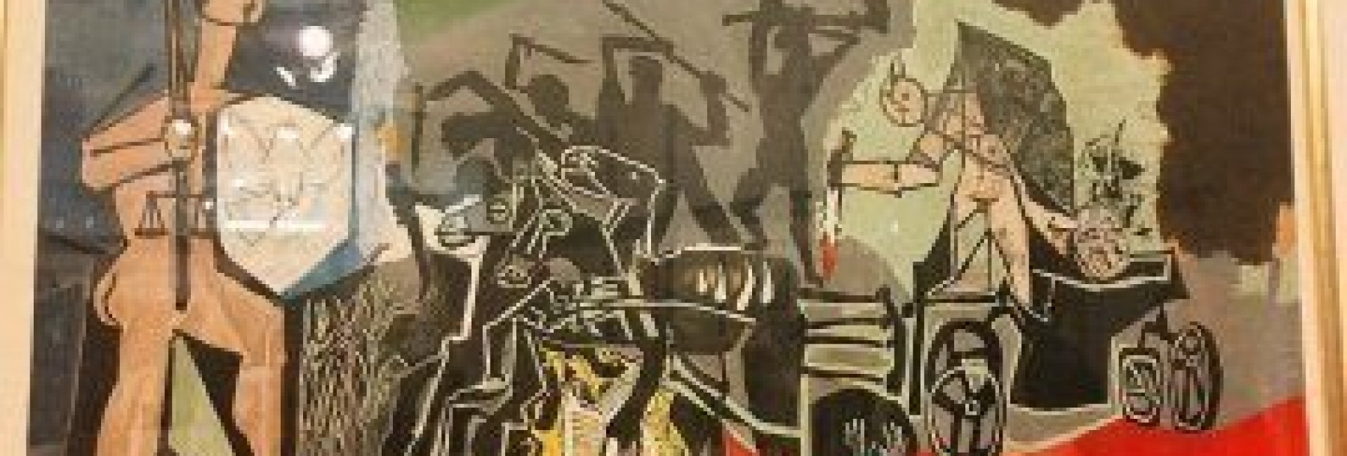 Pablo Picasso - wystawa grafik