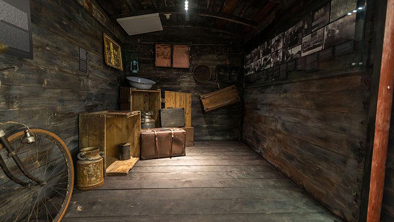 Depot History Center