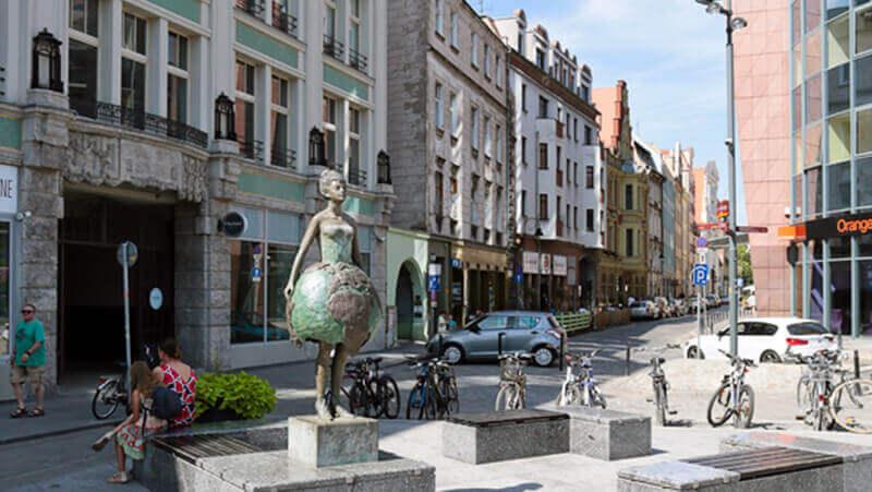 Dzielnica Czterech Wyznań we Wrocławiu