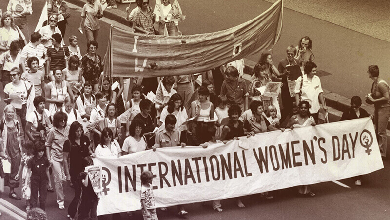 historia dnia kobiet