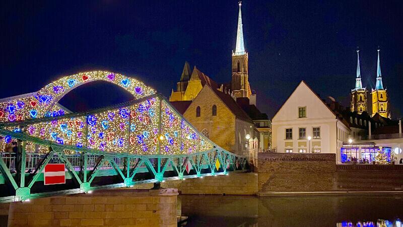 Most Tumski Wrocław