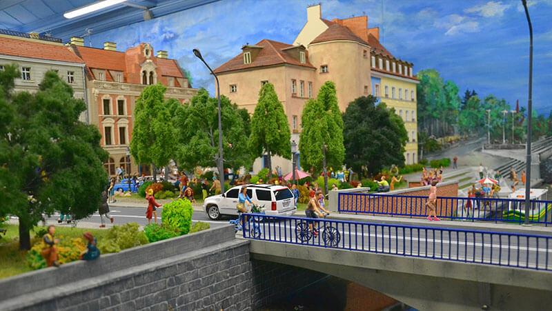 Kolejkowo in Wroclaw