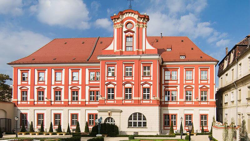 Ossolineum biblioteka we Wrocławiu