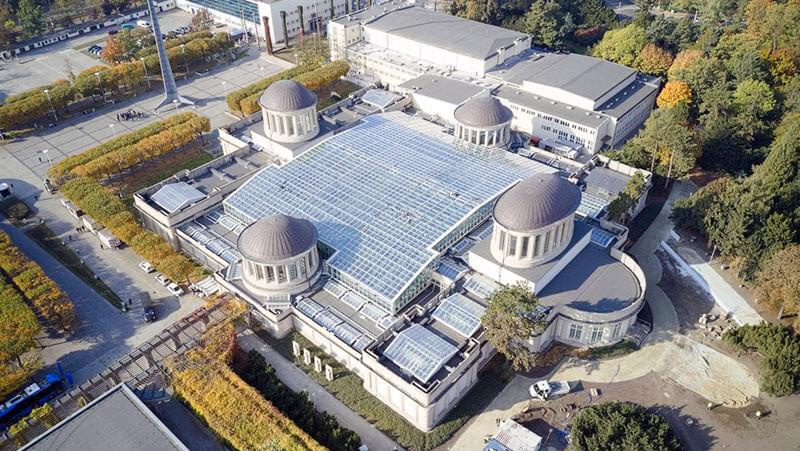 Four Domes Pavilion