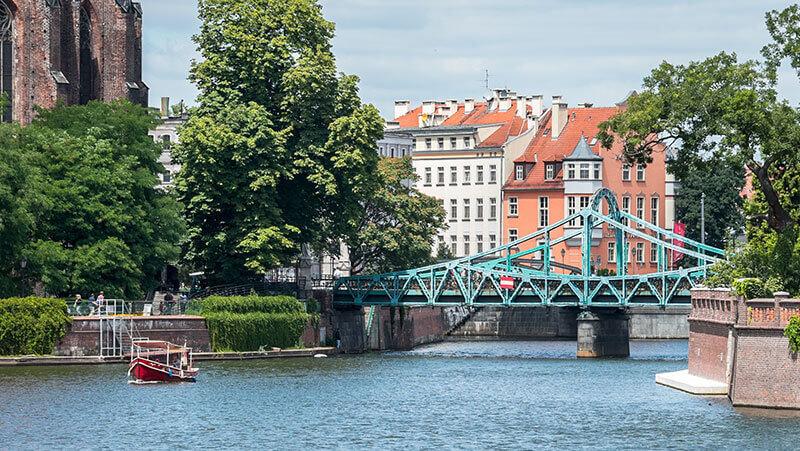 Darmowe zwiedzanie Wrocławia